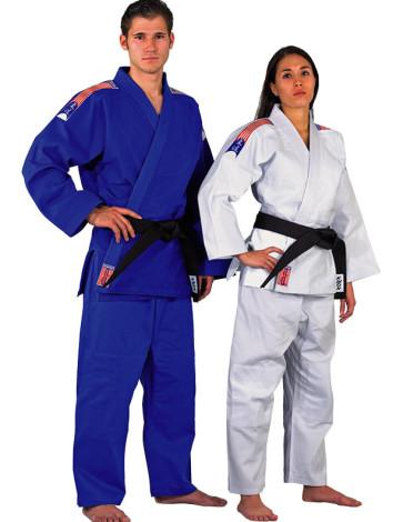 CHALLENGER Judo Uniform #1317-White #1318-Blue