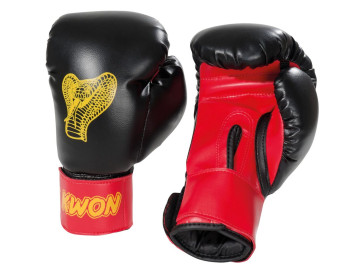 Junior Cobra Boxing Gloves #4004007 6oz