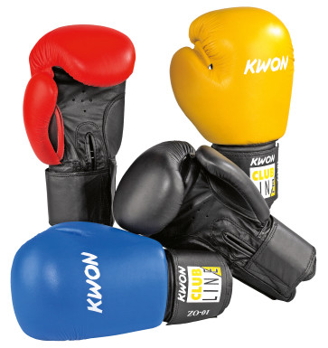 POINTER 10oz. Boxing Gloves #4005110-Pink; #4005410-Red; #4005510-Blue; #4005610-Yellow; #4005710-Black