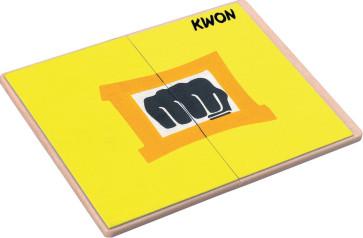 Rebreakable Boards #4081030-Yellow (easy); #4081040-Blue (medium); #4081050-Black (hard)