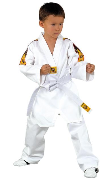 TIGER Taekwondo Student Uniform #51010
