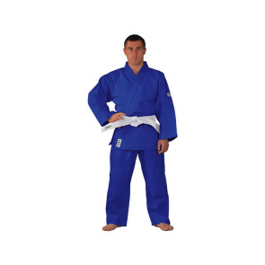 ECONOMY Judo uniform #1301-White #1302-Blue