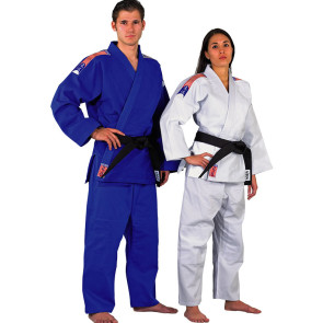 CHALLENGER Judo Uniform #1317-White #1318-Blue