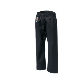 BLACK COTTON Pants 12oz #2026