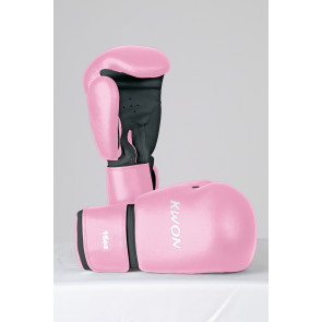 Ladies Pink FITNESS Boxing Gloves #4003216 16oz