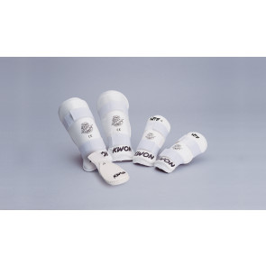 ELITE Shin/Instep Guards #40573-White #40575-Black