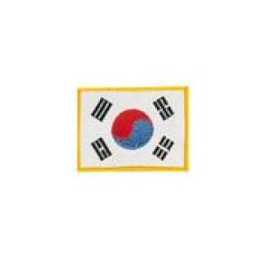 Patch KOREA FLAG #5007002