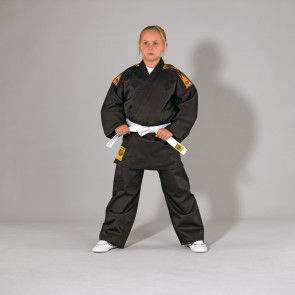 TIGER Karate Student Uniform #51008-White #51009-Black