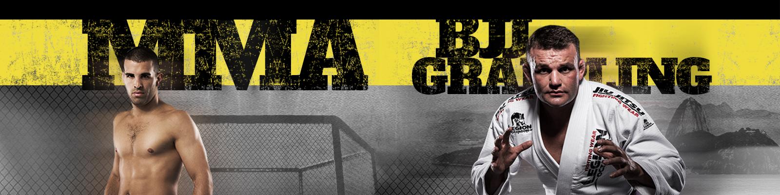 MMA / BJJ / Grappling