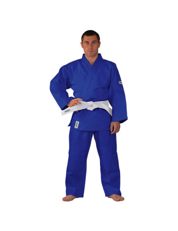 ECONOMY Judo uniform #1301-White #1302-Blue