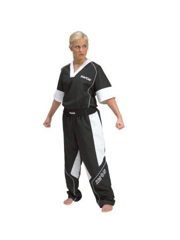AMERICA Fight Uniform; black/white #1622