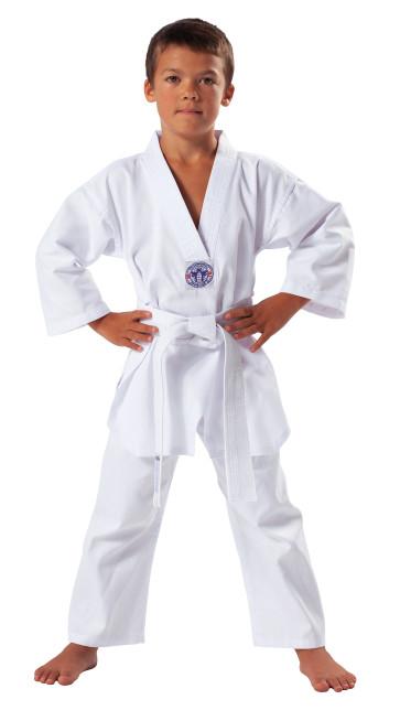 Basic Taekwondo Uniform Front