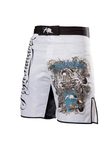 Fightnature Predator Shorts - #8520001 - White / #8520002 - Black