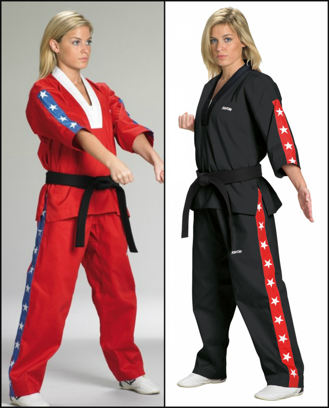 STARS Uniform Red #1607 / Black #1608