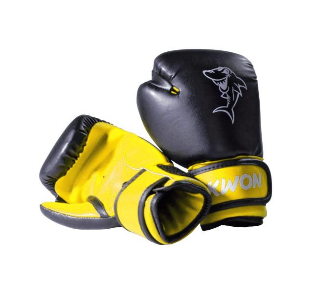 Misc. Kid/'s Child/'s 6 Oz Black Boxing Gloves
