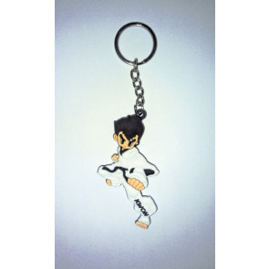 Taekwondo Punch Key Chain #5004040