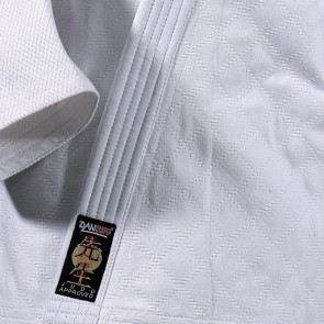 DANRHO Sensei Judo Uniform 339008 Slim and Regular Cut