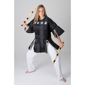 Stick Fighting Vest Black