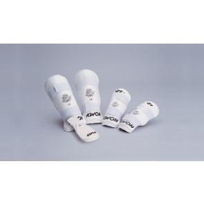 ELITE Shin/Instep Guards #40573-White #40575-Black