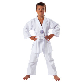Basic Taekwondo Uniform Front
