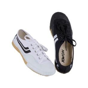 Canvas Shoes #60115-White #60116-Black