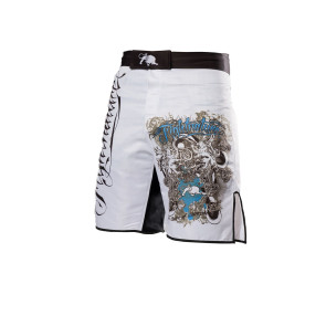Fightnature Predator Shorts - #8520001 - White / #8520002 - Black